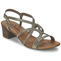 Topánky Ženy Sandále Lola Espeleta GUITARE šedá