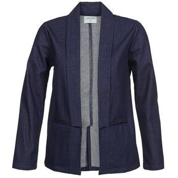 Oblečenie Ženy Saká a blejzre Compania Fantastica AMANDA Námornícka modrá