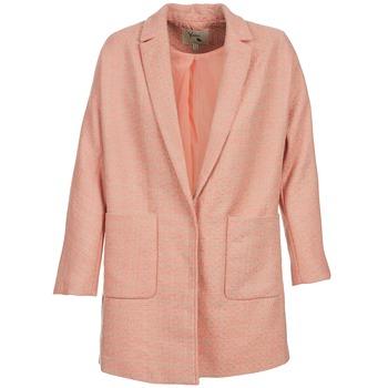Oblečenie Ženy Kabáty Yumi AEKA Ružová