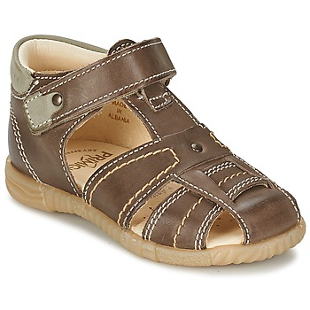Topánky Chlapci Sandále Primigi LARS E Hnedá