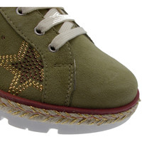 Topánky Ženy Nízke tenisky Calzaturificio Loren LOC3786sa verde