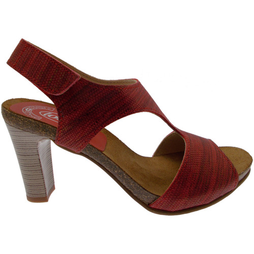 Topánky Ženy Sandále Calzaturificio Loren LOJ0833ne nero