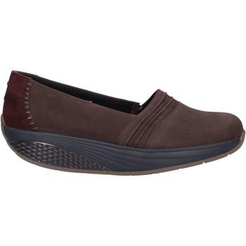 Topánky Ženy Mokasíny Mbt AC906 Hnedá