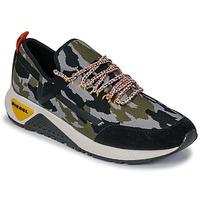 Topánky Muži Nízke tenisky Diesel S-KBY Maskáčový vzor