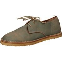 Topánky Ženy Derbie & Richelieu Moma AD49 Zelená