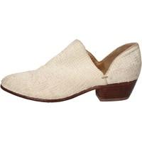 Topánky Ženy Čižmičky Moma AD88 Biely