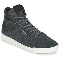 Topánky Muži Členkové tenisky Pepe jeans BTN 01 Námornícka modrá