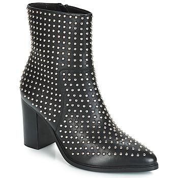 Topánky Ženy Čižmičky Steve Madden RADLEY Čierna