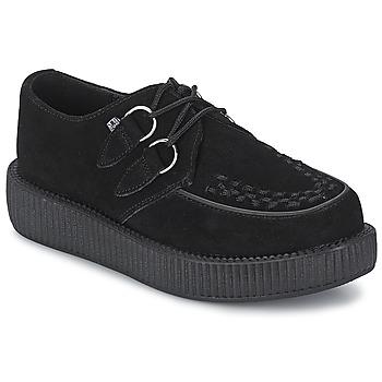 Topánky Derbie TUK MONDO LO Čierna