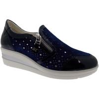 Topánky Ženy Lodičky Melluso MWR20166bl blu
