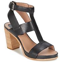 Topánky Ženy Sandále Marc O'Polo GOSPEI Čierna