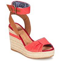Topánky Ženy Sandále Napapijri BELLE Červená