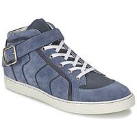 Topánky Muži Členkové tenisky Vivienne Westwood HIGH TRAINER Modrá