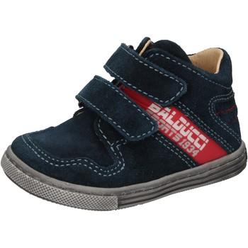 Topánky Chlapci Členkové tenisky Balducci Tenisky AD585 Modrá