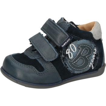 Topánky Chlapci Členkové tenisky Balducci Tenisky AD588 Modrá