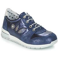 Topánky Dievčatá Nízke tenisky Catimini CHOCHOTTE Modrá