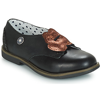 Topánky Dievčatá Balerínky a babies Catimini CAVILLE Čierna