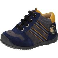 Topánky Chlapci Členkové tenisky Balducci Tenisky AD597 Modrá