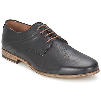 Topánky Muži Derbie Kost FAUCHARD čierna