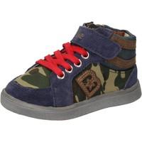 Topánky Chlapci Členkové tenisky Blaike AD769 Modrá