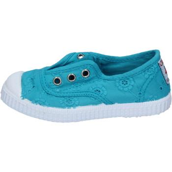 Topánky Dievčatá Tenisová obuv Cienta AD784 Modrá