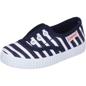 Topánky Chlapci Nízke tenisky Cienta AD823 Modrá