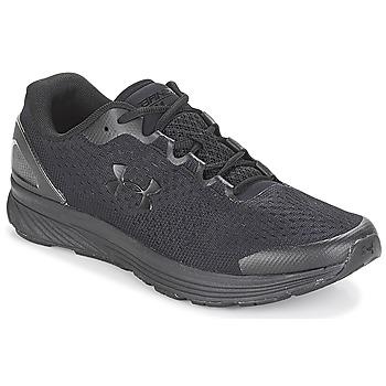 Topánky Muži Bežecká a trailová obuv Under Armour UA CHARGED BANDIT 4 Čierna