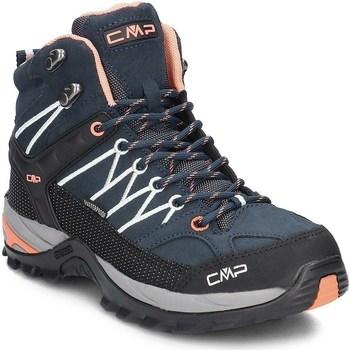 Topánky Ženy Turistická obuv Cmp 3Q1294692AD Čierna, Tmavomodrá