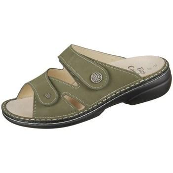 Topánky Ženy Šľapky Finn Comfort Torbole Olivová