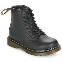 Topánky Deti Polokozačky Dr Martens 1460 CADET Čierna