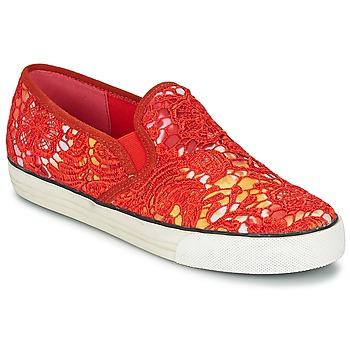 Topánky Ženy Slip-on Colors of California LACE SLIP Viacfarebná