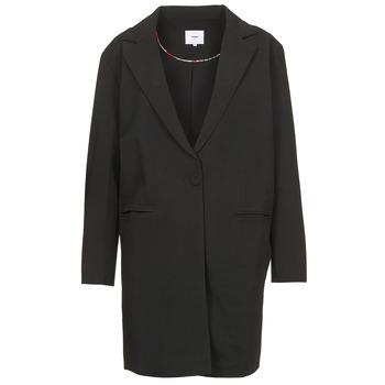 Oblečenie Ženy Kabáty Suncoo EVY Čierna