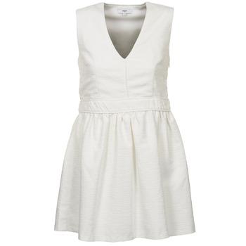 Oblečenie Ženy Krátke šaty Suncoo CAGLIARI Biela