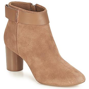 Topánky Ženy Čižmičky Ted Baker MHARIA Béžová