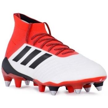 Topánky Muži Futbalové kopačky adidas Originals Predator 181 SG Biela, Červená