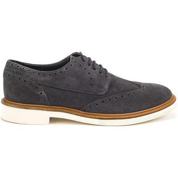 Topánky Muži Richelieu Geox Damocle Čierna
