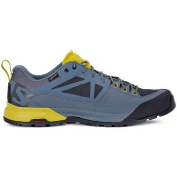 Topánky Muži Nízke tenisky Salomon X Alp Spry Gtx Modrá, Žltá
