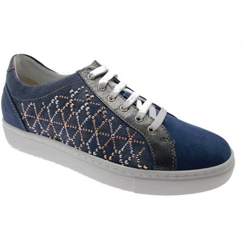 Topánky Ženy Nízke tenisky Calzaturificio Loren LOC3787bl blu
