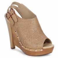 Topánky Ženy Nazuvky Zandra Rhodes BROWNWYN Piesková