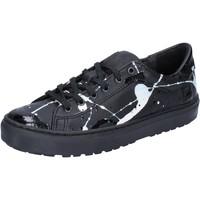 Topánky Ženy Nízke tenisky Date Tenisky AB561 Čierna