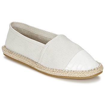Topánky Ženy Slip-on Elia B CHICA Biela