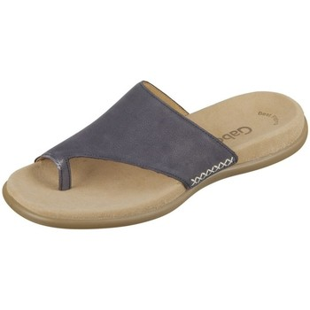 Topánky Ženy Žabky Gabor 0370016 Čierna