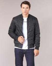 Oblečenie Muži Vyteplené bundy Emporio Armani YWES Čierna