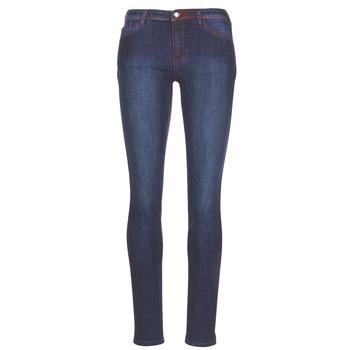 Oblečenie Ženy Džínsy Skinny Emporio Armani ISIWA Modrá