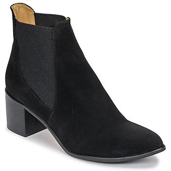 Topánky Ženy Čižmičky Emma Go GUNNAR Čierna