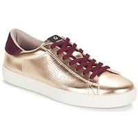 Topánky Ženy Nízke tenisky Victoria DEPORTIVO METALIZADO Zlatá