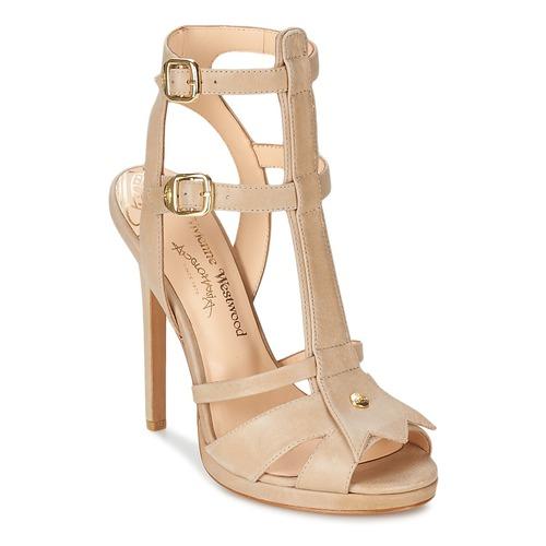 Topánky Ženy Sandále Vivienne Westwood CAVIL Béžová