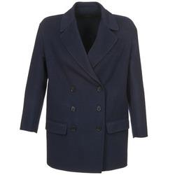 Oblečenie Ženy Kabáty Joseph DOBBLE Námornícka modrá