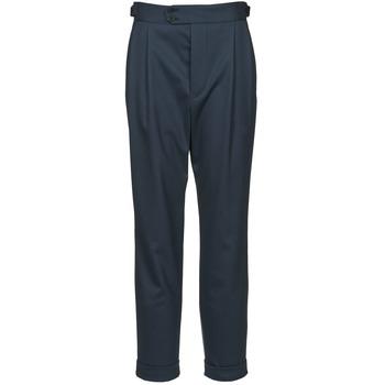 Oblečenie Ženy Nohavice päťvreckové Joseph DEAN Námornícka modrá