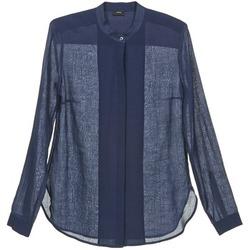 Oblečenie Ženy Blúzky Joseph LO Námornícka modrá